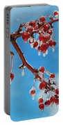 Sunday With Cherries On Top Portable Battery Charger