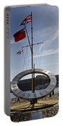Sundial St Katherines Dock Portable Battery Charger