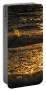 Sundown On The Waves Portable Battery Charger
