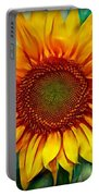 Sunflower - Paint Edition Portable Battery Charger
