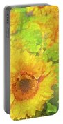 Sunflower 19 Portable Battery Charger