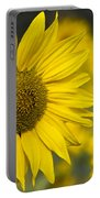 Sunflower Blossom Portable Battery Charger