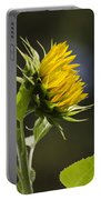 Sunflower Bright Side Portable Battery Charger