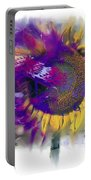 Sunflower Composite Portable Battery Charger