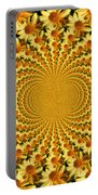 Sunflower Dance Portable Battery Charger