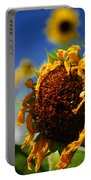 Sunflower Four Portable Battery Charger