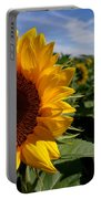 Sunflower Glow Portable Battery Charger