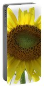 Sunflower In Light Portable Battery Charger
