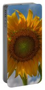 Sunflower Power Portable Battery Charger