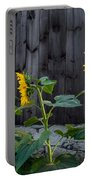 Sunflower Quartet Portable Battery Charger
