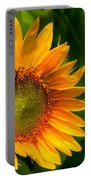 Sunflower Single Portable Battery Charger
