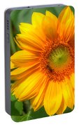 Sunflower Smile Portable Battery Charger