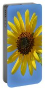 Sunflower Square Portable Battery Charger