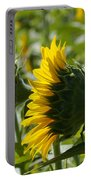 Sunflower Symphony Portable Battery Charger
