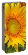 Sunkissed Sunflower Portable Battery Charger