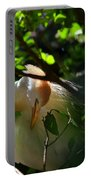 Sunlit Egret Portable Battery Charger