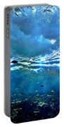 Sunlit Wave Portable Battery Charger