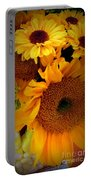 Sunny Easter Bouquet Portable Battery Charger