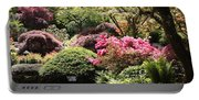 Sunny Japanese Garden Portable Battery Charger
