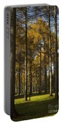 Sunny Larch Grove Portable Battery Charger
