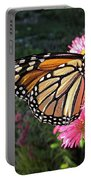 Sunny Side Monarch Portable Battery Charger