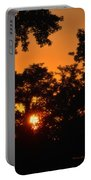 Sunrise Argyle Lake State Park Portable Battery Charger