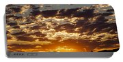 Sunrise At Spirit Lake Sanctuary 20140710 0604 Portable Battery Charger