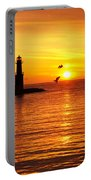 Sunrise Frolic Portable Battery Charger