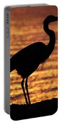 Sunrise Heron Portable Battery Charger