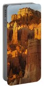 Sunrise In Bryce's Fairyland Portable Battery Charger