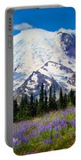 Sunrise Lupines Portable Battery Charger