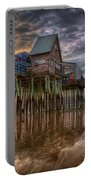 Sunrise Old Orchard Beach Portable Battery Charger