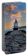 Sunrise Spring Point Ledge Portable Battery Charger