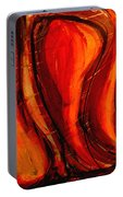 Sunset Amber Portable Battery Charger