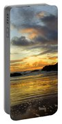 Sunset And Seal Rock Portable Battery Charger