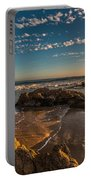 Sunset At Crystal Cove 12 Portable Battery Charger
