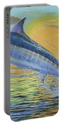 Sunset Blue Off0085 Portable Battery Charger