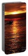 Sunset Boaters Portable Battery Charger