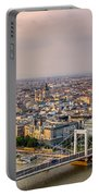Sunset City Portable Battery Charger