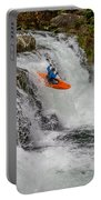 Sunset Falls Portable Battery Charger