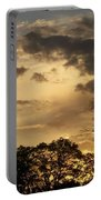 Sunset Fire Portable Battery Charger