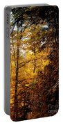 Sunset Forest Portable Battery Charger