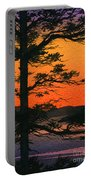 Sunset Glow Portable Battery Charger