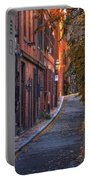 Sunset In Beacon Hill Portable Battery Charger