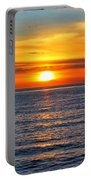 Sunset In San Clemente Portable Battery Charger