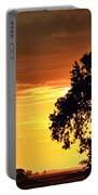 Sunset In The Valley Portable Battery Charger