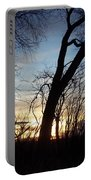 Idaho Sunset 1 Portable Battery Charger