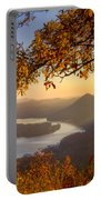 Sunset Light Portable Battery Charger by Debra and Dave Vanderlaan