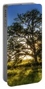Sunset Oak Portable Battery Charger