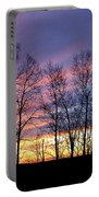 Sunset Of The Century Portable Battery Charger
